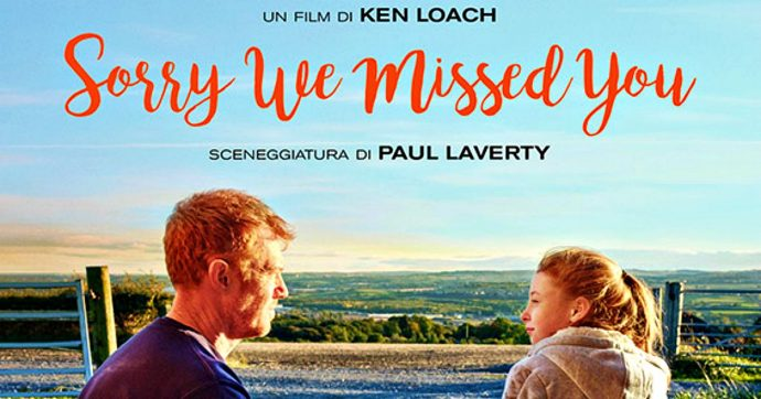 """""""Sorry We Missed You"""" di Ken Loach"""