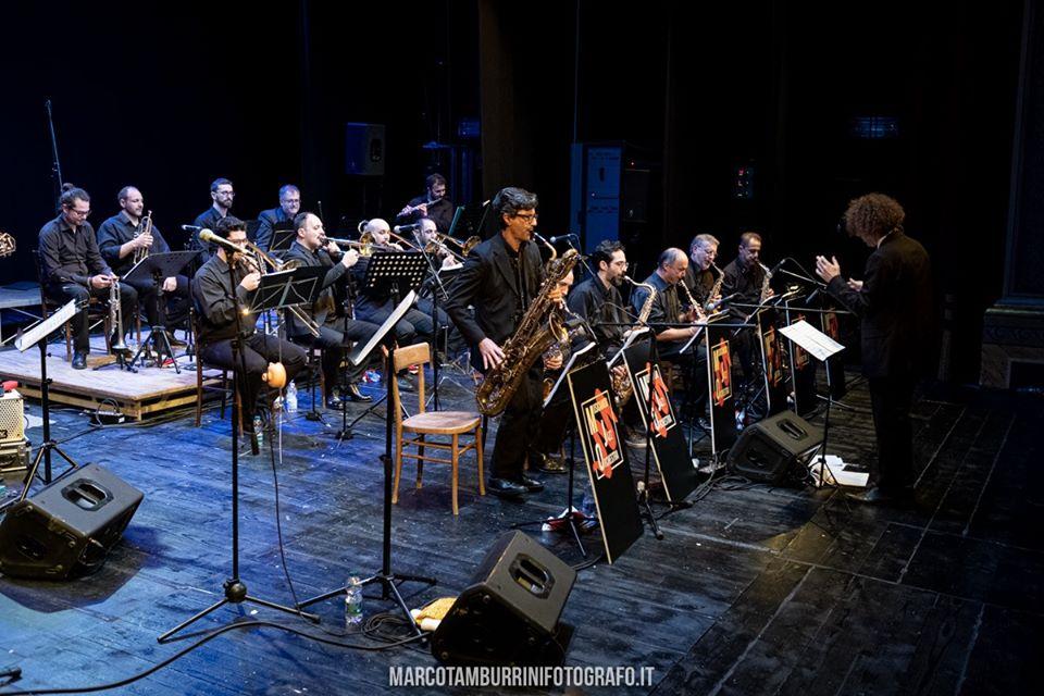 Macerata Jazz, riaprono gli Antichi Forni con la Musicamdo Jazz Orchestra