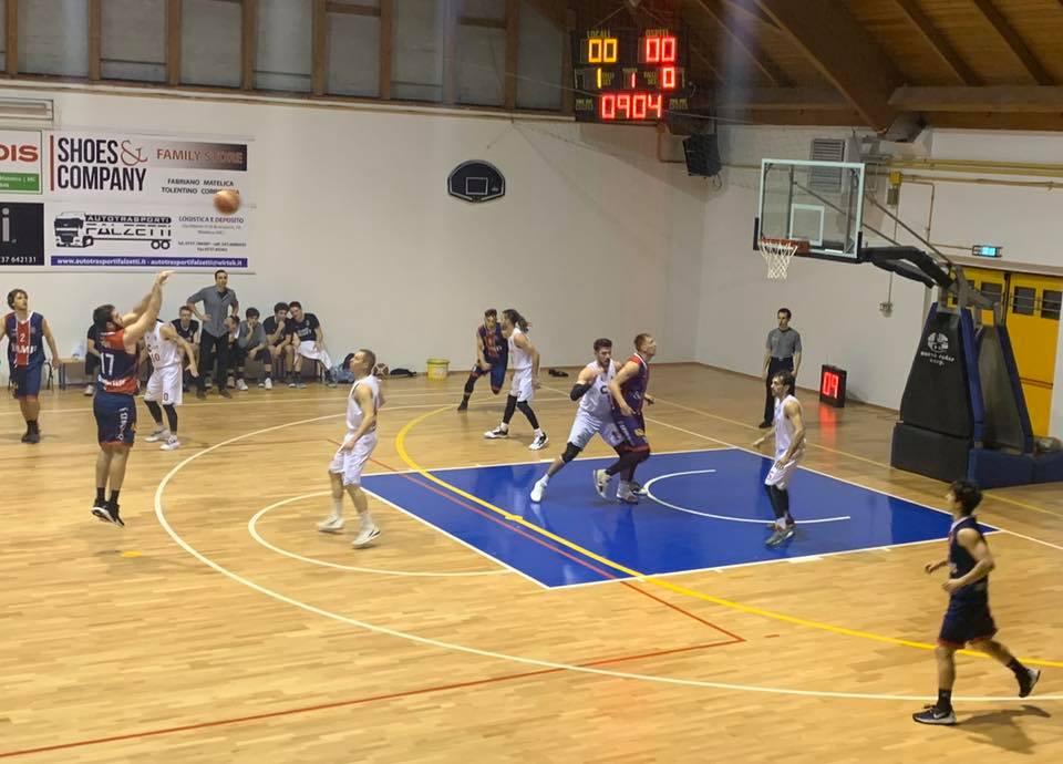 Basket, la SambaCanestro perde a Matelica