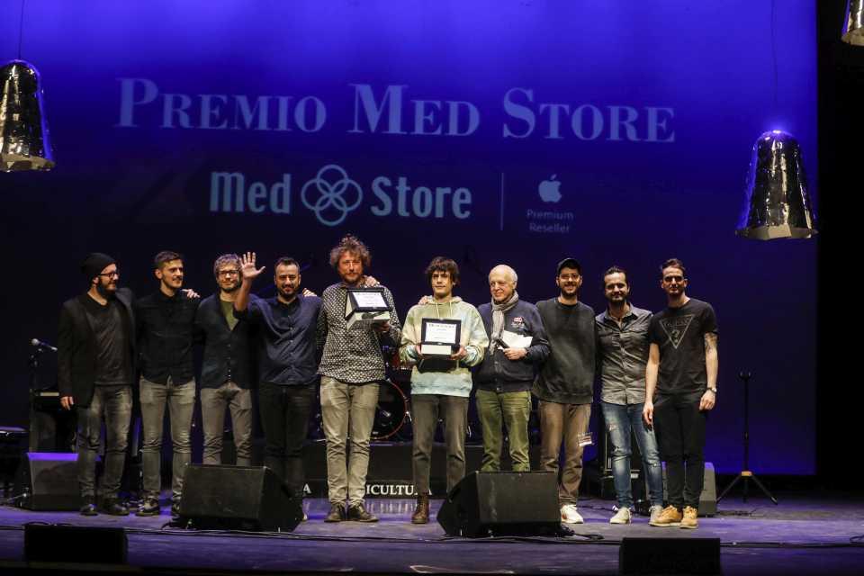 Musicultura: a Vergari e Disarmo il Premio della giuria ex aequo