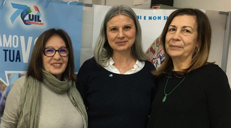 Ede Talanga è la nuova Segretaria Responsabile Uil Pensionati di San Benedetto