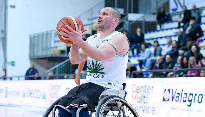 Basket in carrozzina, 2a vittoria casalinga consecutiva per l'Amicacci