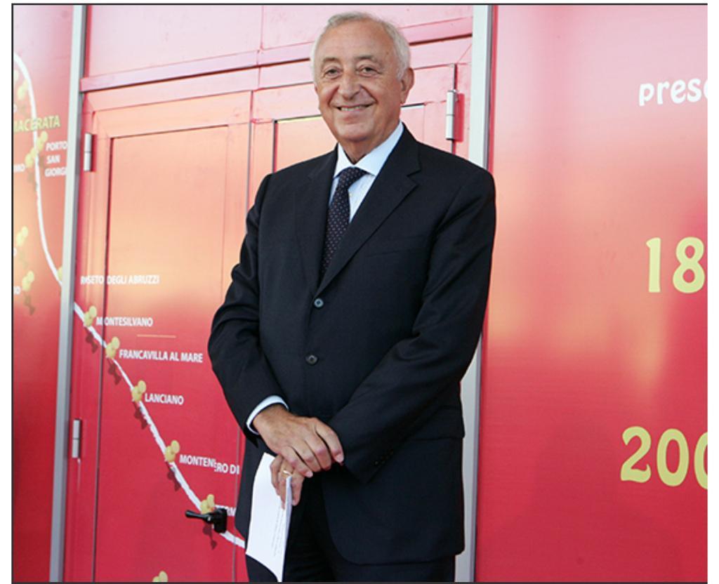 La Famiglia Gabrielli risponde all'appello di Ceriscioli e dona un milione di euro