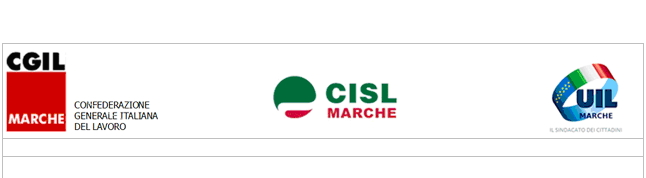 Cgil, Cisl e Uil Marche su riapertura scuole