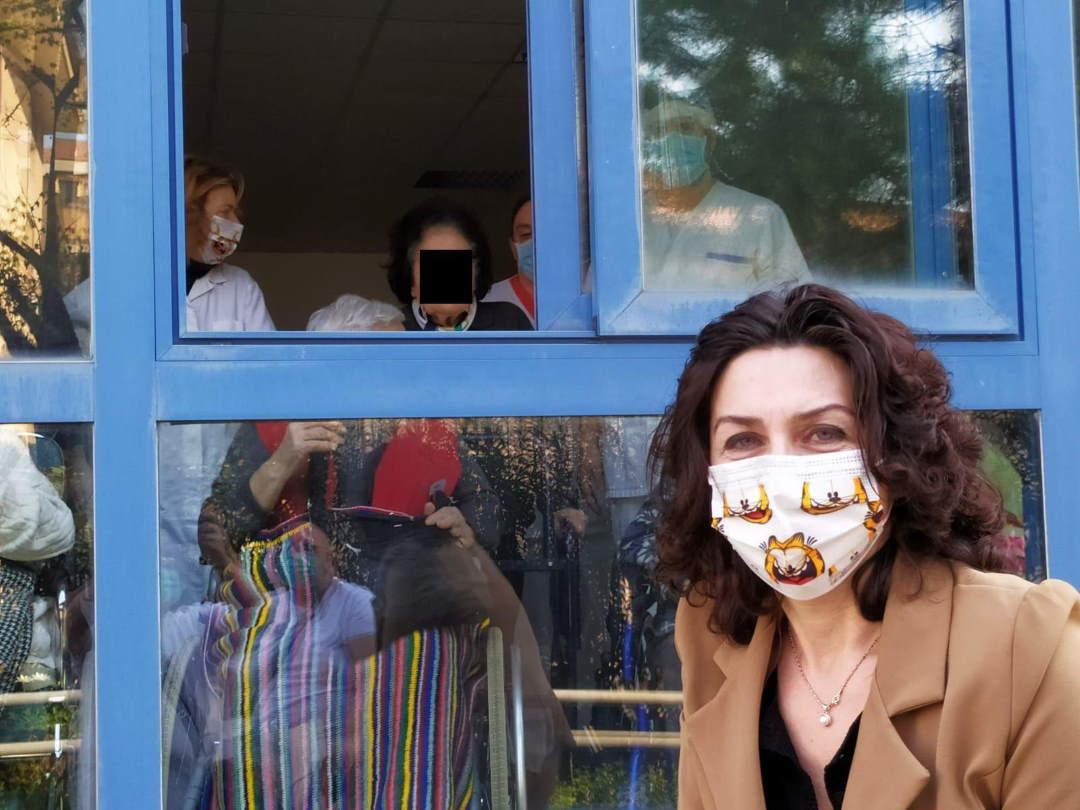 """""""Dona un uovo, regala un sorriso"""": emozioni al Centro sociale Primavera"""