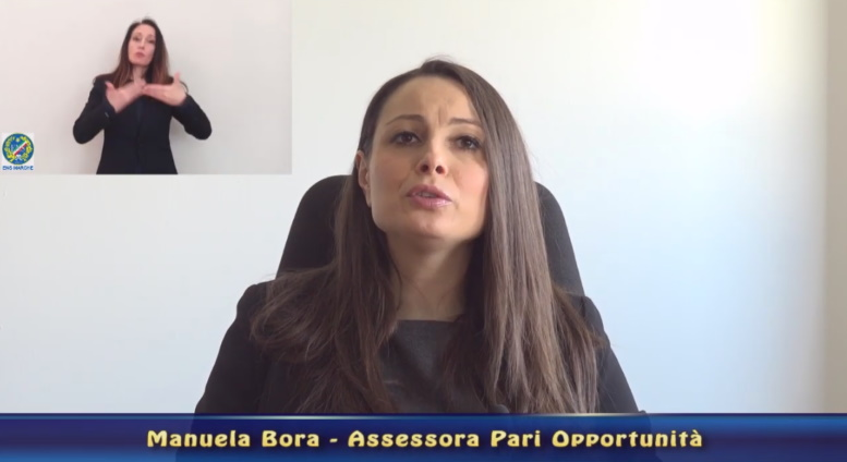 """Violenza sulle donne, Bora: """"La quarantena accentua i rischi di soprusi tra le mura domestiche. Fatevi aiutare""""."""