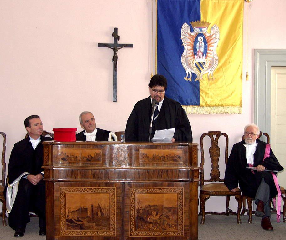 UniUrb triste per la morte di Luis Sepulveda