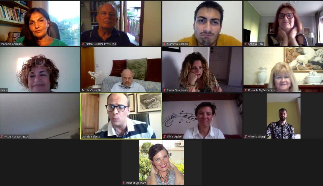 In Video Meeting dall'Alberghiero Buscemi l'Open Day del Corso Serale