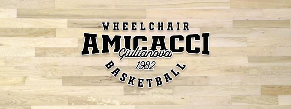 Basket in carrozzina, l'Amicacci ritorna al futuro