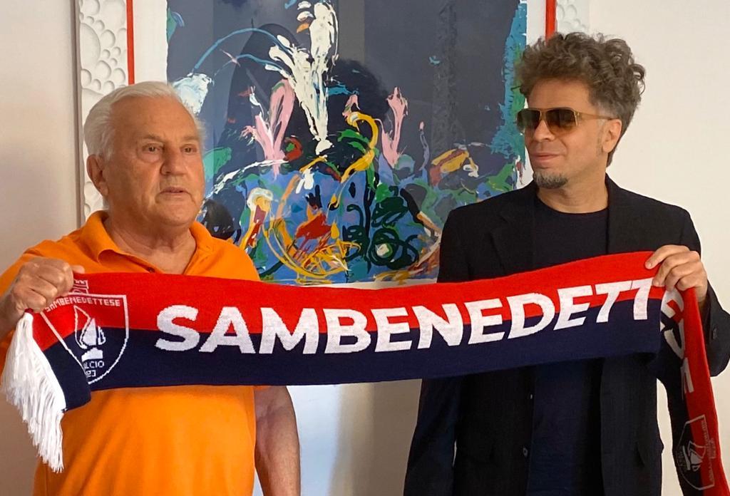 Serafino è il nuovo presidente della Samb