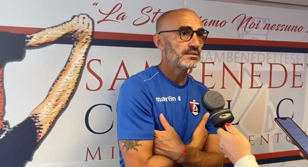 Verso Padova – Samb, parla l'allenatore Paolo Montero