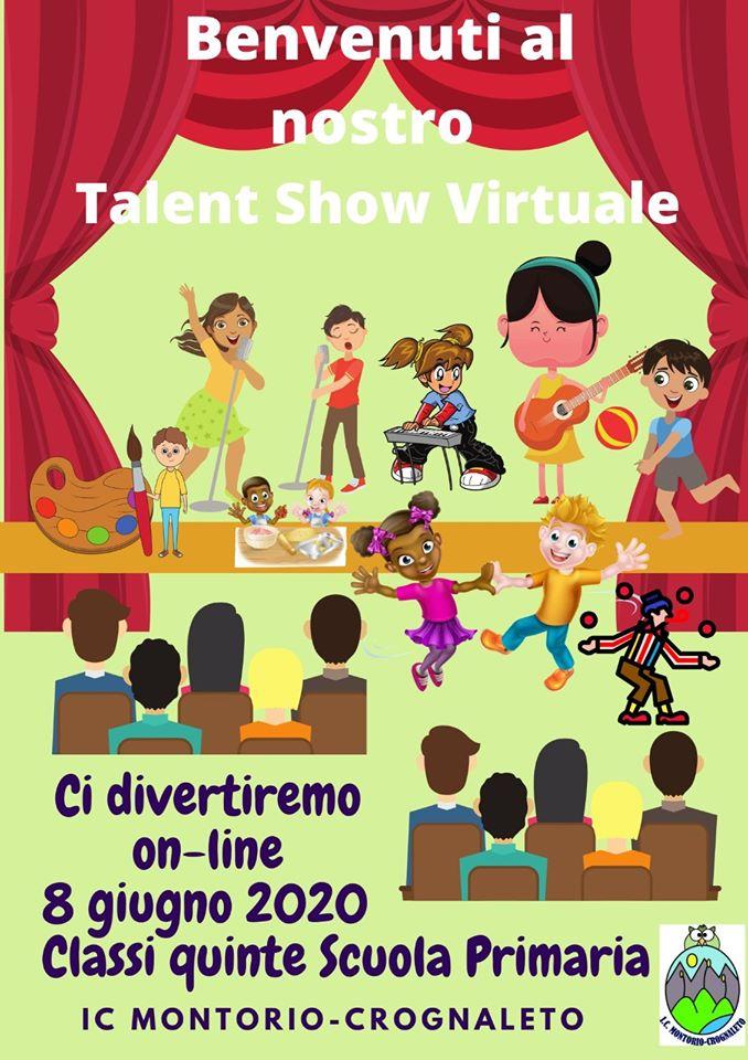Festa online di fine ciclo all'Ic Montorio Crognaleto