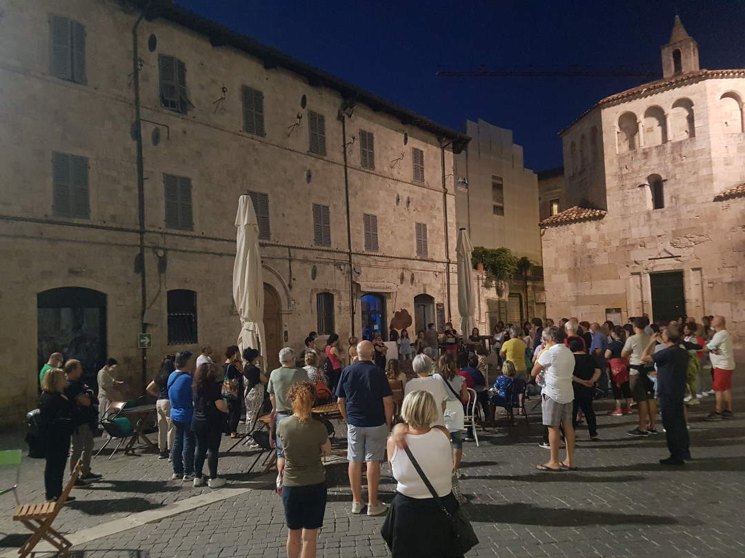 Salute in cammino, serata dedicata alle chiese scomparse di Ascoli
