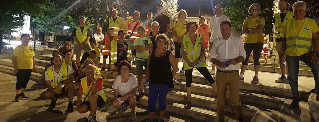 "Sette candeline per ""Salute in cammino"" a Monteprandone"