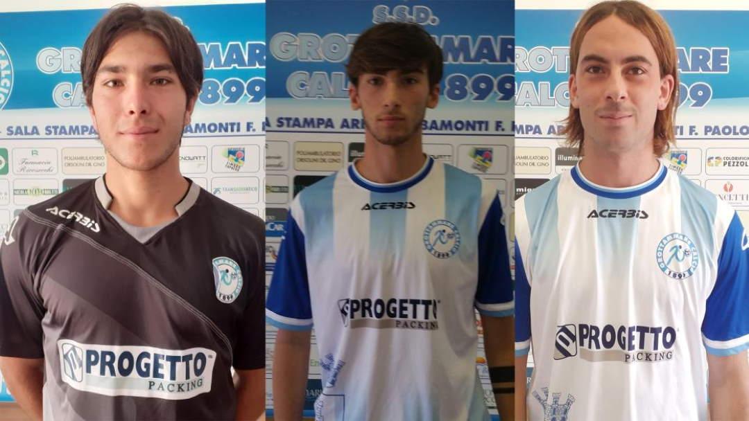 Alessandro Finori è al Grottammare Calcio; confermati Amadio e Favelli