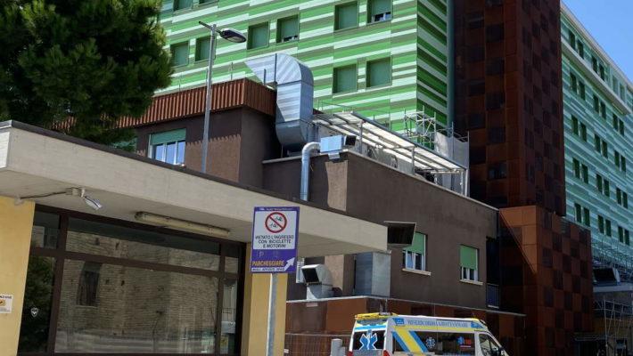 Proposta del Comitato di revisione, razionalizzazione e riorganizzazione dell'Ospedale Madonna del Soccorso per l'efficientamento dei servizi sanitari in periodi emergenziali e di attività ordinaria