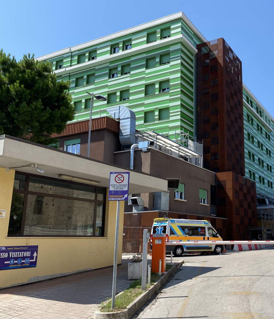 No a ri-trasformare il Madonna del Soccorso ad Ospedale Covid