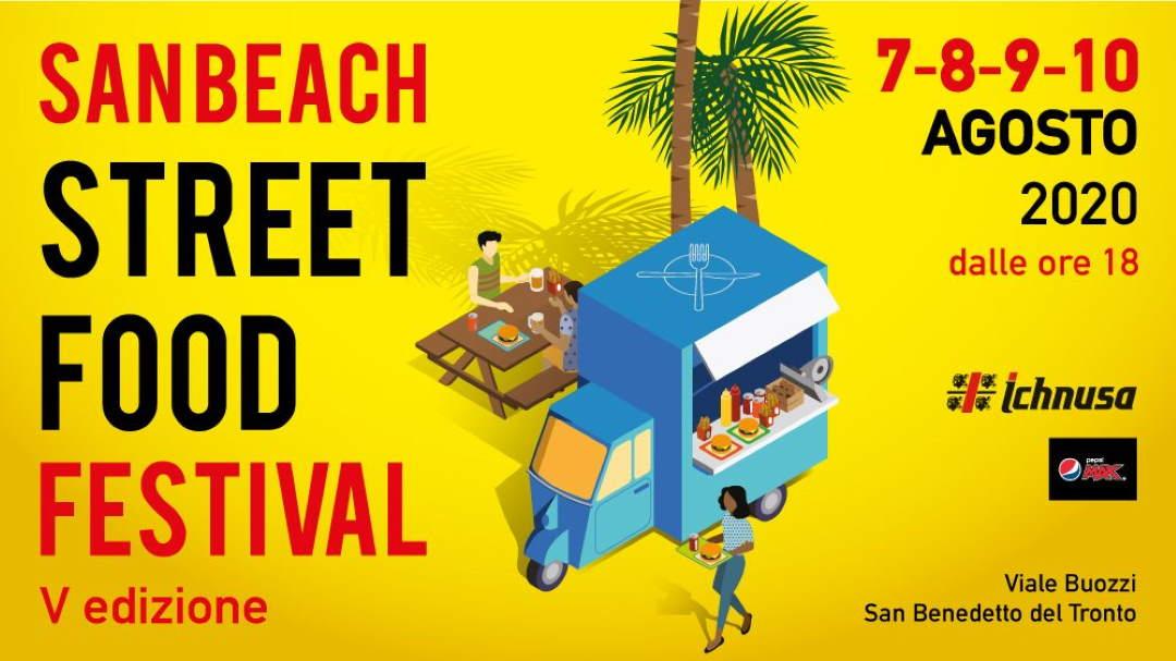 San Beach Street Food Festival 2020