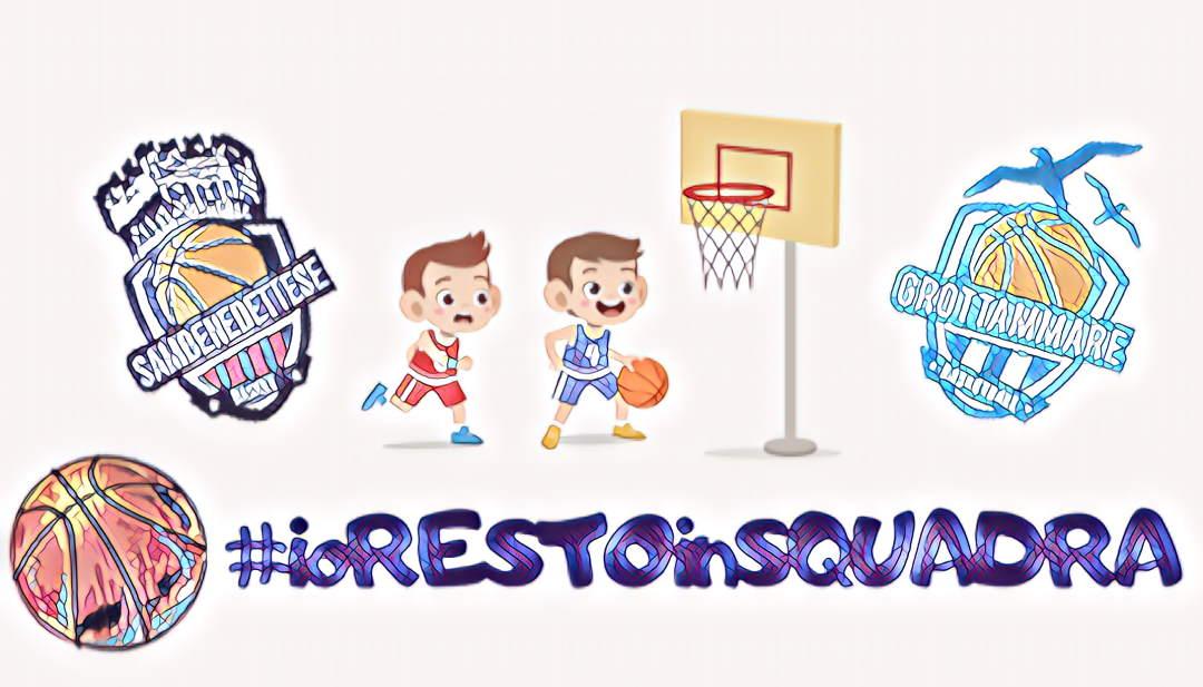 Samb Basket e Grottammare Basketball lanciano il fondo di solidarietà