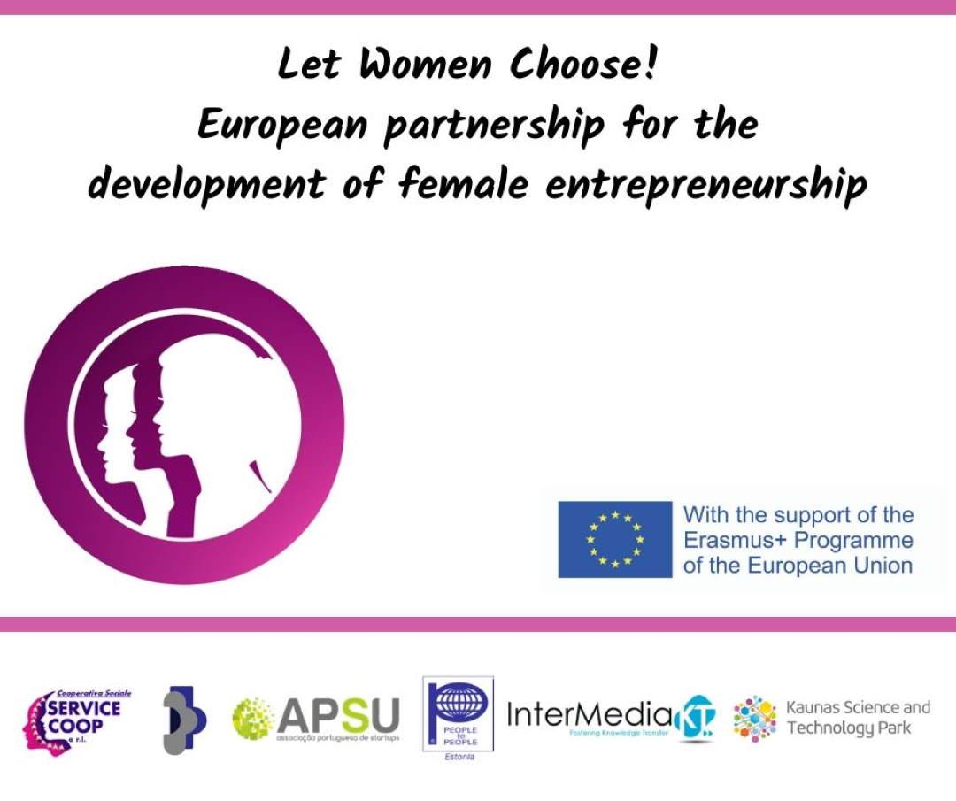 """Progetto europeo """"Lasciamo scegliere le donne!"""" Report finale Indagine sugli Esperti"""
