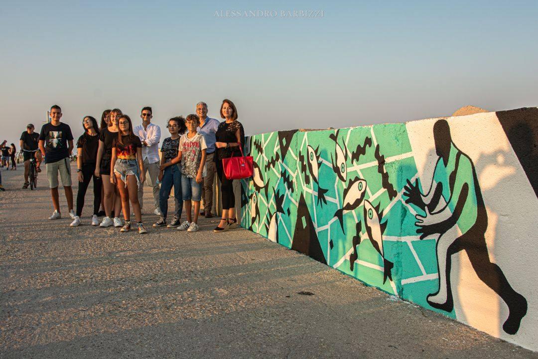 """Qui è il """"Festival dell'Arte sul Mare""""… un tuffo nel mare e nella storia di San Benedetto (tutti i Video)"""