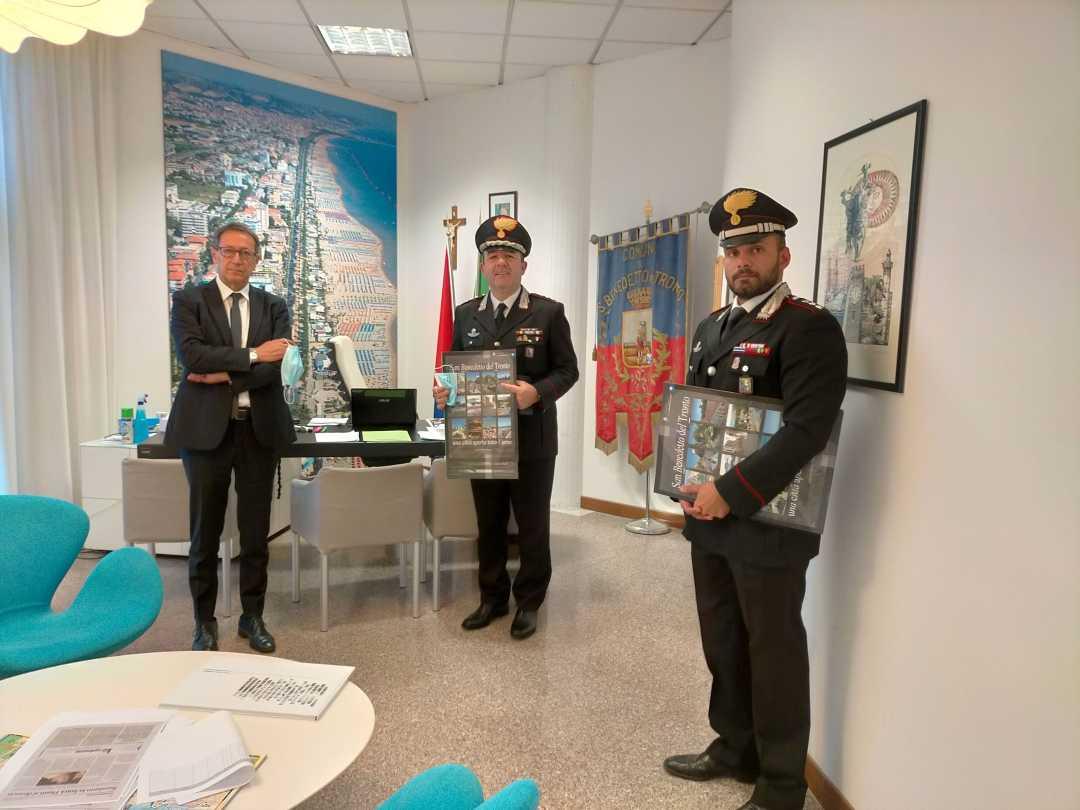 Il colonnello Ciro Niglio lascia l'incarico di comandante provinciale dei Carabinieri