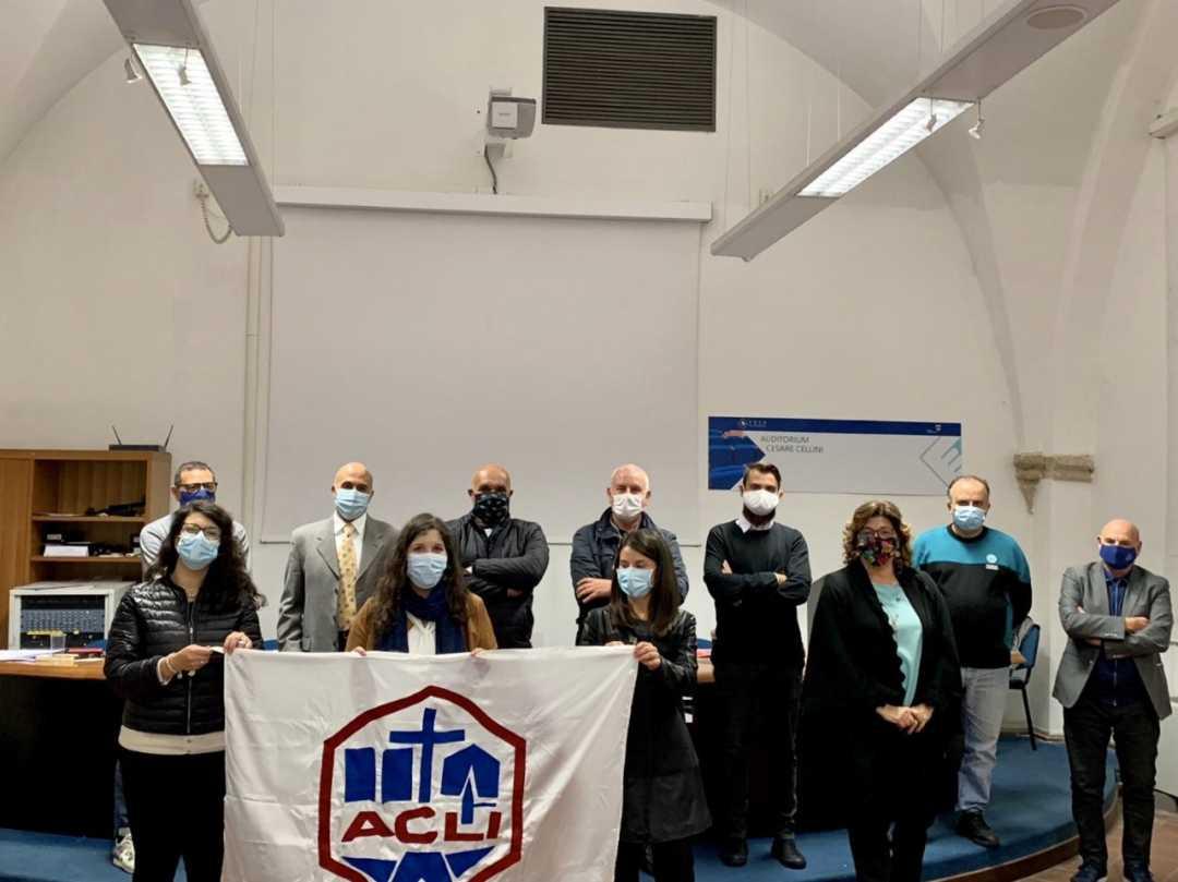 Claudio Bachetti confermato presidente provinciale delle Acli