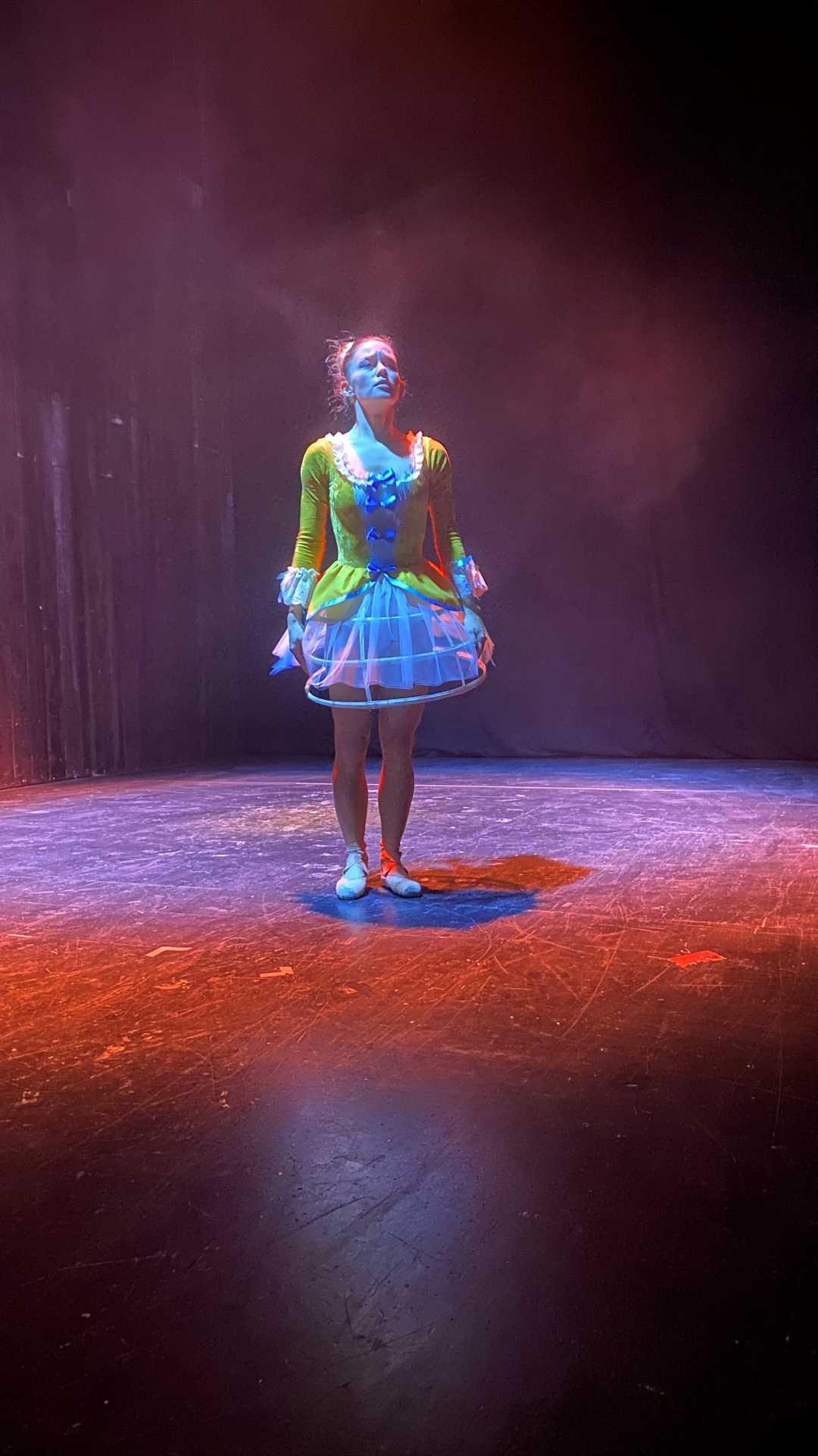 """Ciak si gira al Teatro Moriconi di Jesi per """"Orange the World"""""""