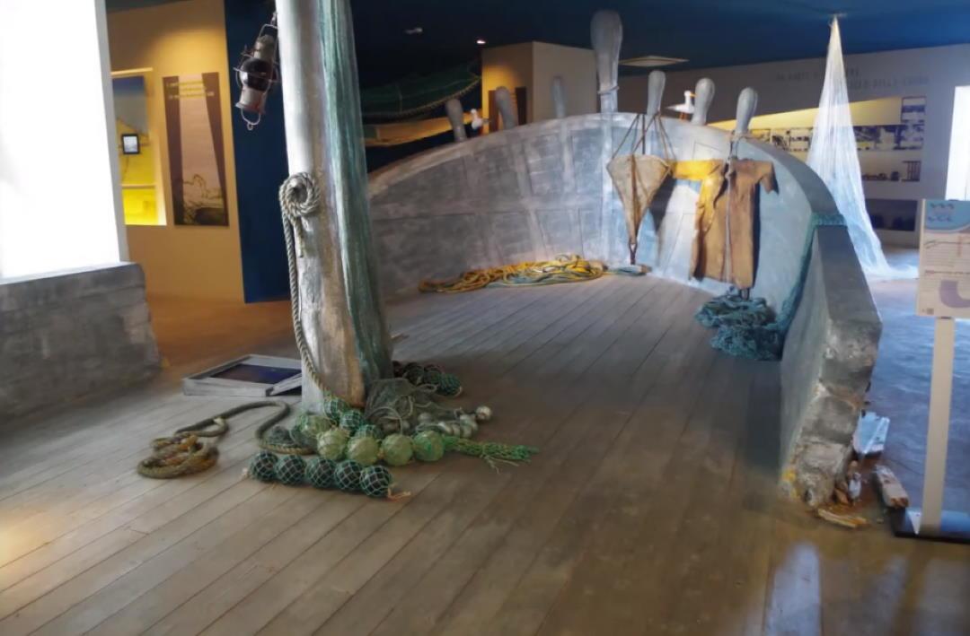 è il Museo del Mare