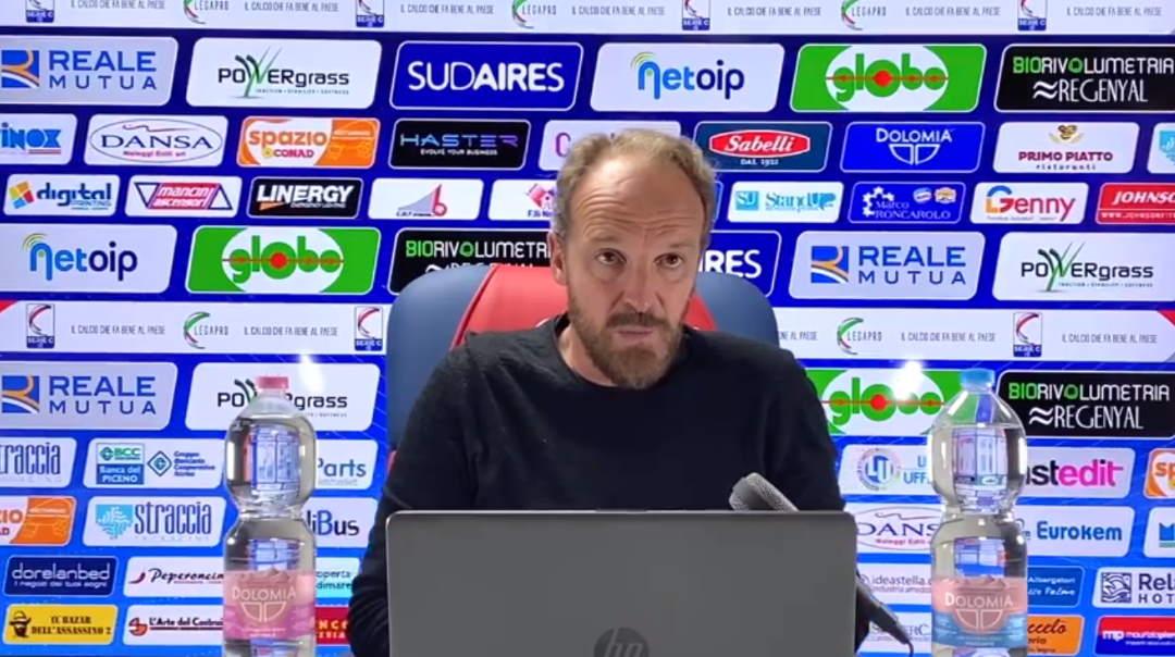 Verso Samb – Legnago Salus, parla l'allenatore Mauro Zironelli. I convocati