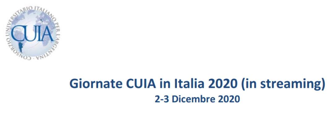 L'UniUrb alle Giornate di cooperazione Italia – Argentina