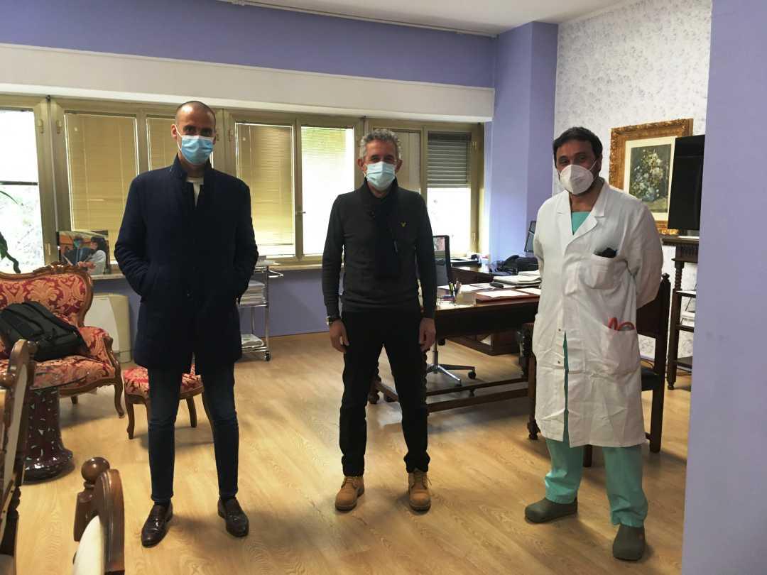Due nuovi Direttori Uoc all'Av 5: Di Matteo in Ortopedia e Grossi in Cardiologia