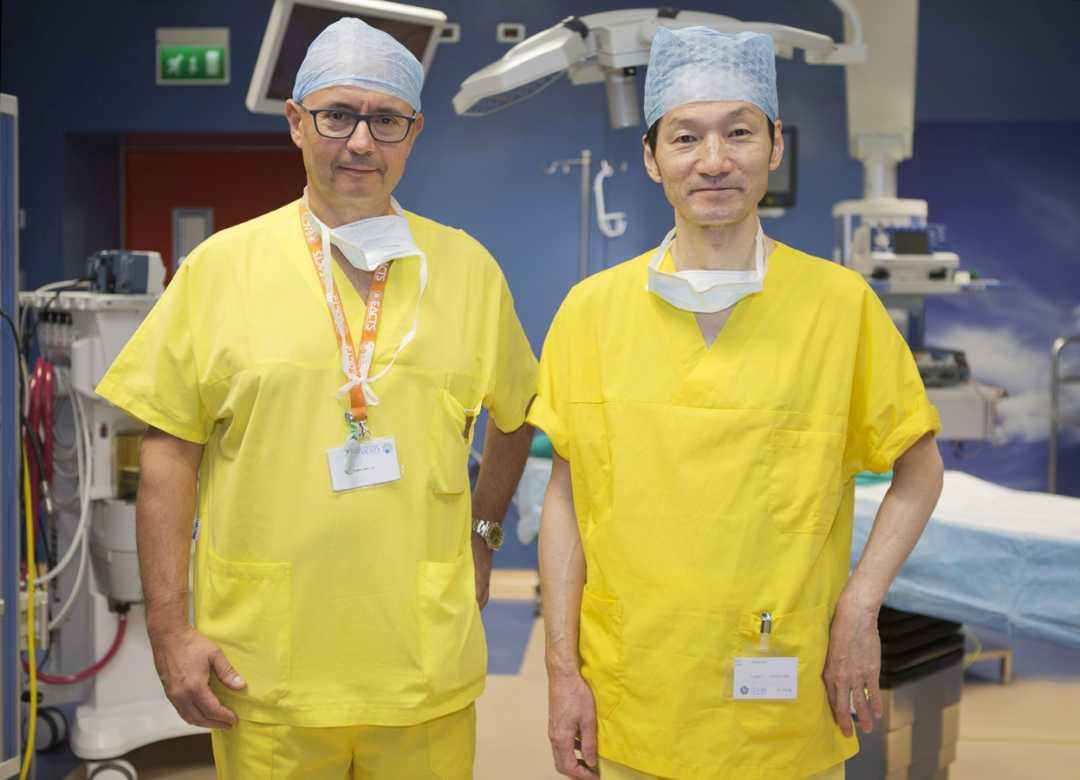 Alberto Albertini, medico Ascolano ricostruisce valvola aortica senza protesi: l'innovativa tecnica Ozaki