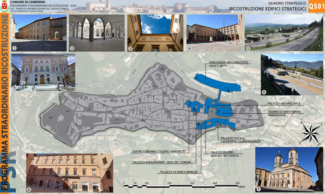 Ecco il passo fondamentale per la ricostruzione di Camerino