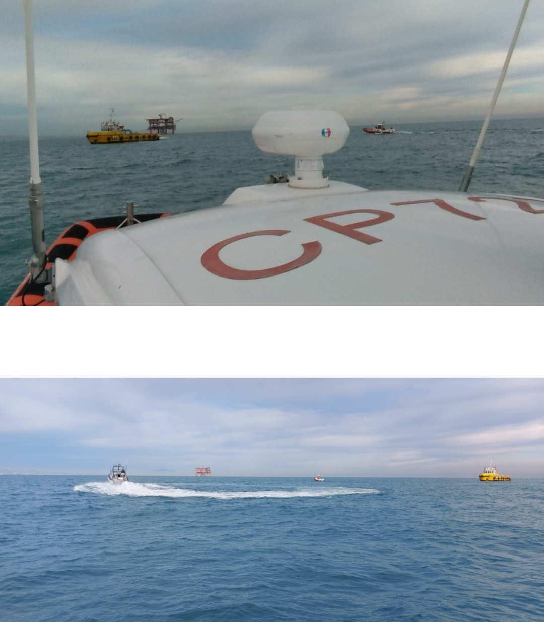 """Esercitazione marittima antinquinamento """"Pollex 2020"""""""