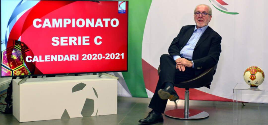 Serie C, il presidente Ghirelli si complimenta con il presidente Serafino per la dimensione internazionale della sua Samb
