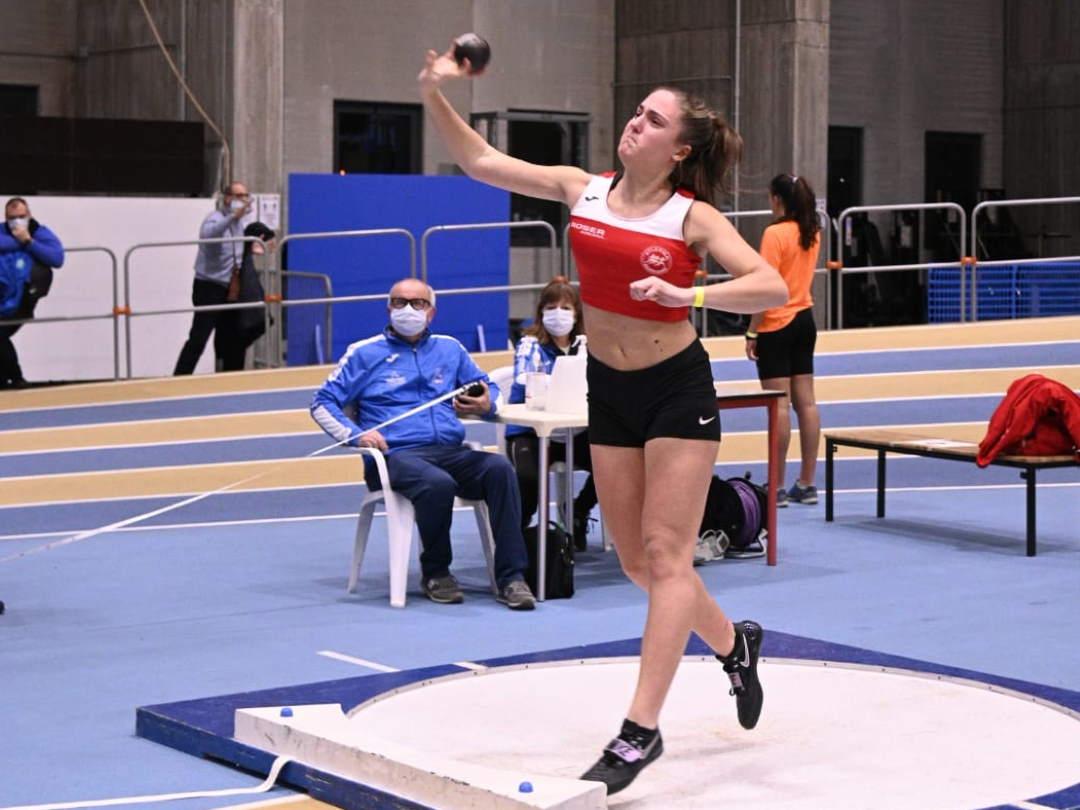Seconda gara dell'anno e secondo record regionale per SofiaCoppari