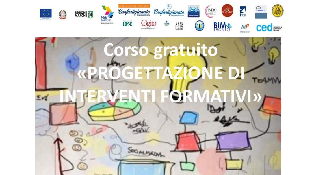 """Corso gratuito per """"Progettazione interventi formativi"""" con Smarteam"""