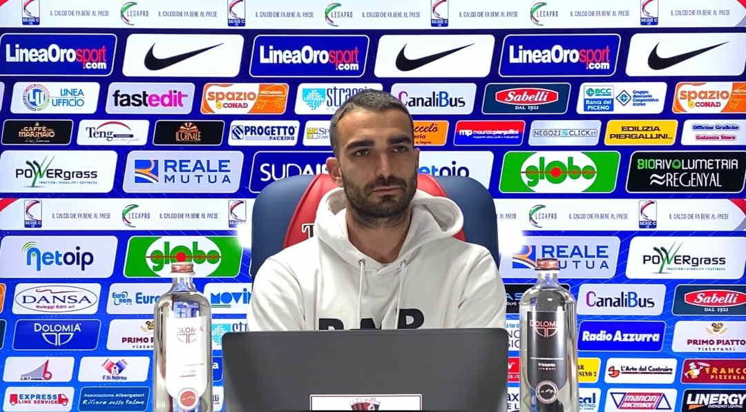 Samb, Nicolò Fazzi in videoconferenza stampa