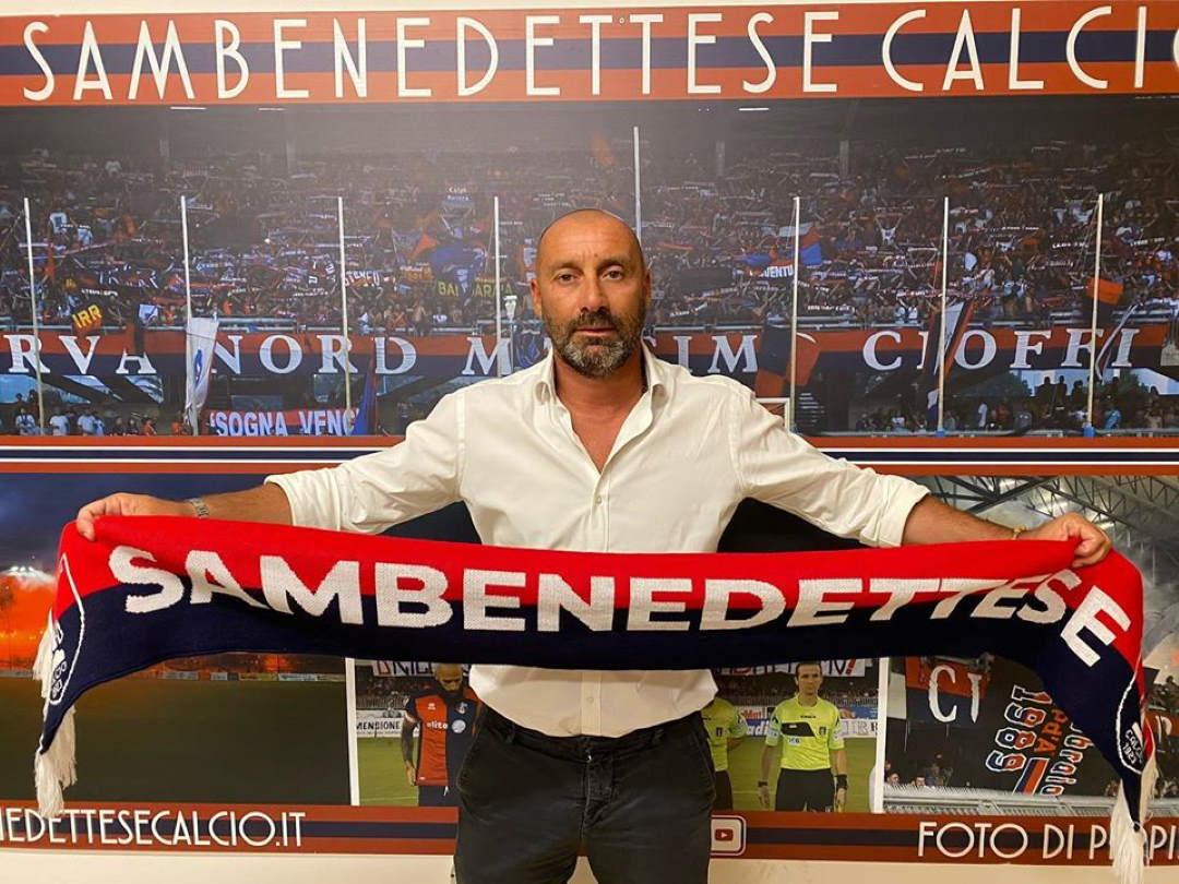 Samb: Stefano Colantuono e Pietro Fusco sollevati dai loro incarichi!