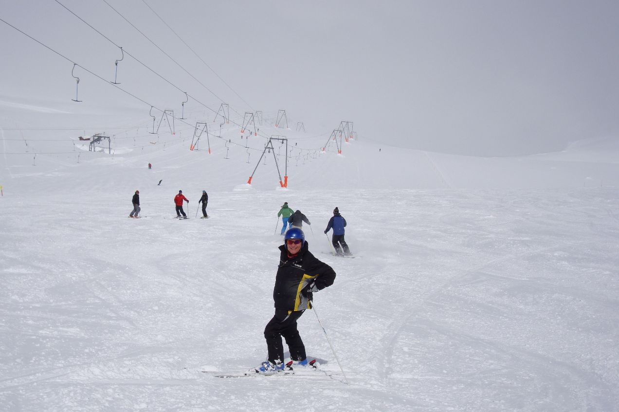 Once upon a time in Cervinia