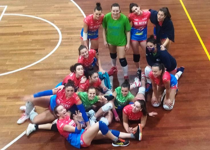 Volley Angels capolista