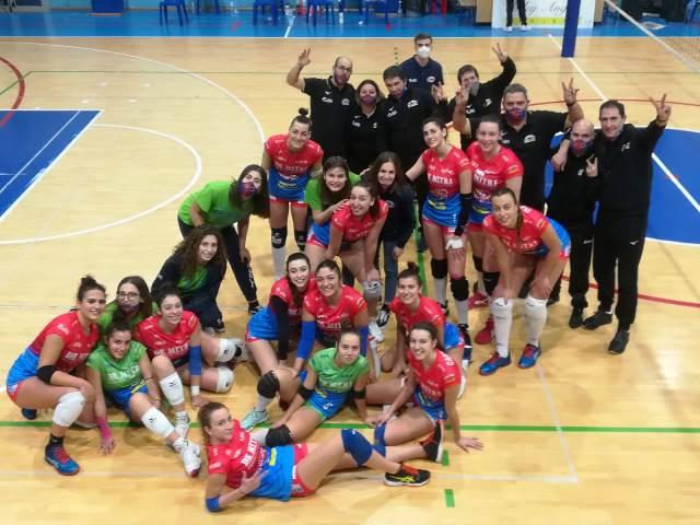 Volley Angels – Manoppello 3 – 2
