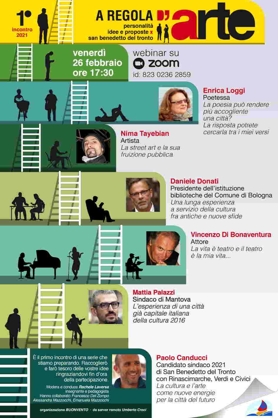 A regola d'arte, personalità, idee e proposte per San Benedetto del Tronto