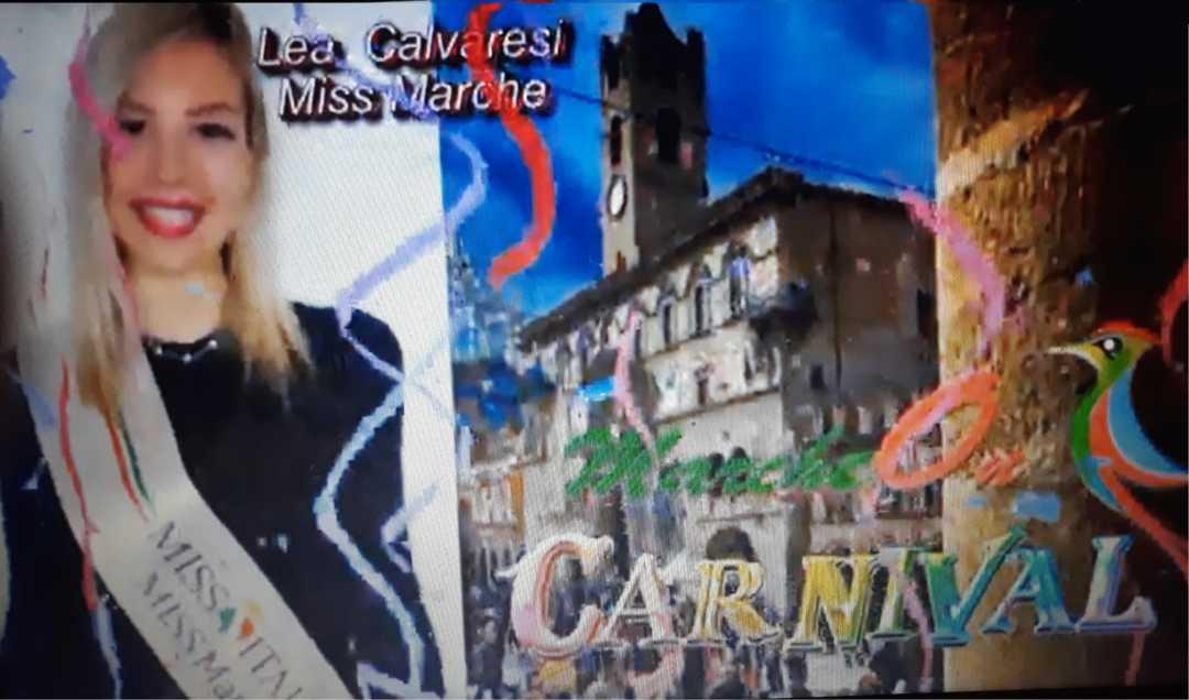 MarcheOnCarnival: al via il nuovo talk show dell'Artistic Picenum
