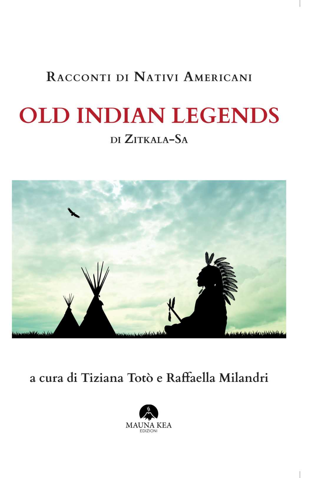 "Zitkala-Sa, ""Old Indian Legends"""