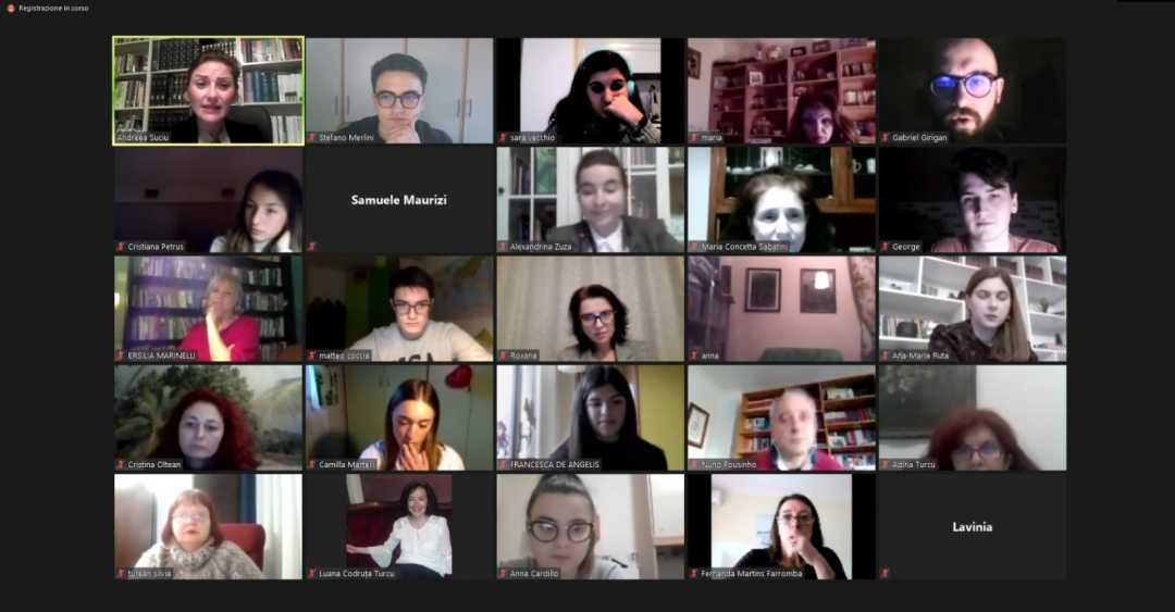 Progetto Erasmus: il mare unisce nonostante il Covid. Studenti del Rosetti in mobilità virtuale