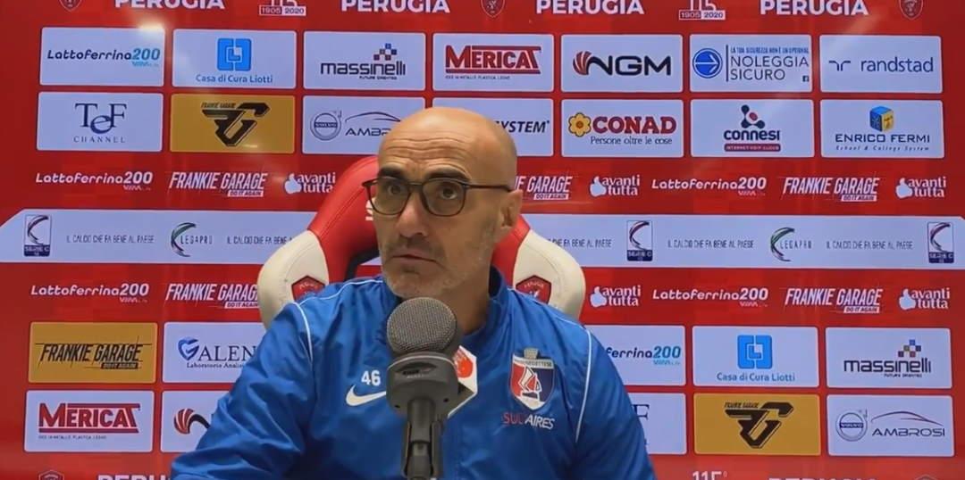 Perugia – Samb 1 – 1 VamoSamba
