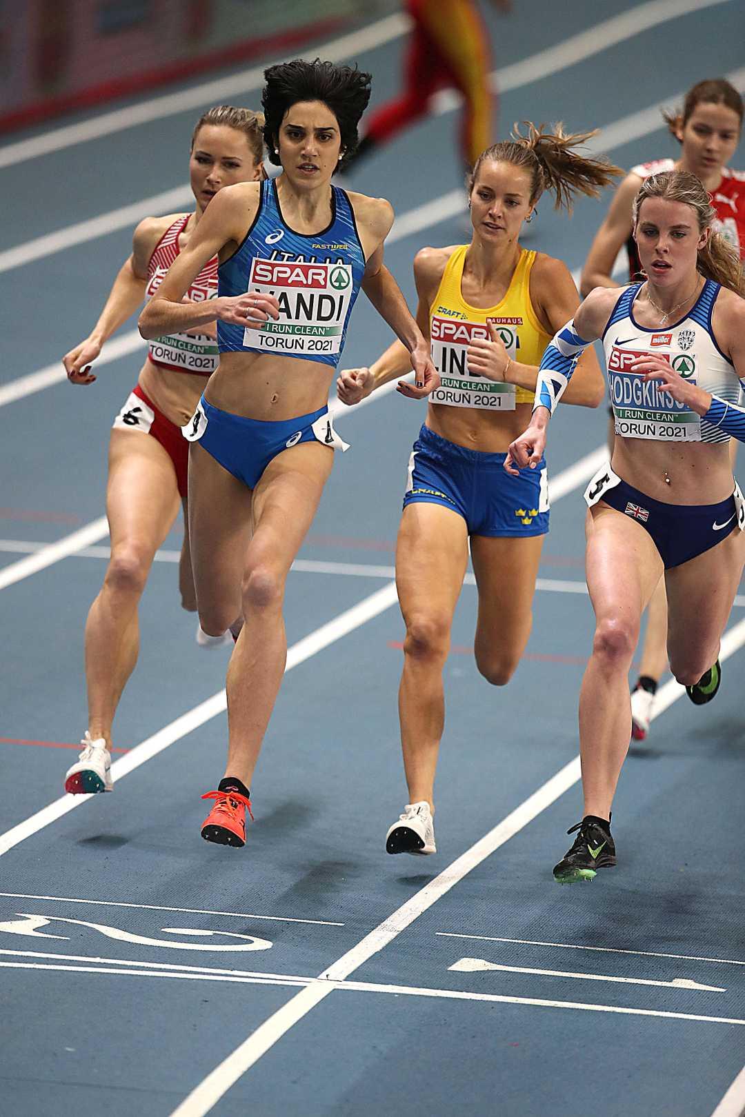 Atletica, Europei indoor: Barontini e Vandi out in semifinale