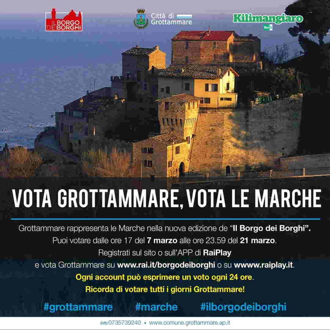 Il Borgo dei Borghi, spazio sul web per la sfida tv